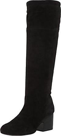 Eileen Fisher Womens Tall Knee High Boot, Black, 5.5 M US