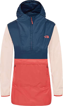The North Face Fanorak 2.0 Jacket Women spiced coral multi Size S 2019 winter jacket