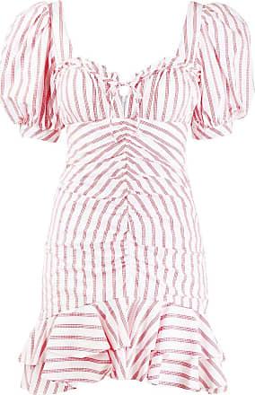 Jonathan Simkhai striped dress - White
