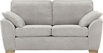 SLF24 Rubens 2 Seater Sofa-Chelsey silver