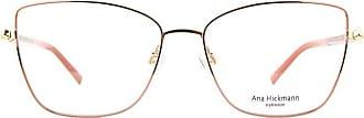 Ana Hickmann Óculos de Grau Ana Hickmann Ah1381 01b/56 Dourado/rose
