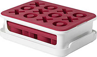 Oxo Good Grips Silicone Ice Cube Tray with Lid, Xs and Os