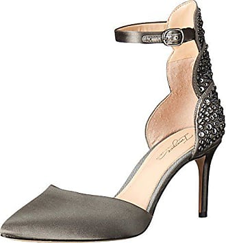 Imagine Vince Camuto Womens Mona DOrsay Pump, Anthracite, 7.5 M US