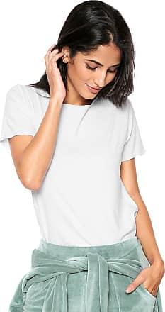 Lili Sampedro Camiseta Lili Sampedro Lisa Branca