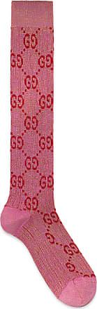 Gucci GG Socken aus Lamé