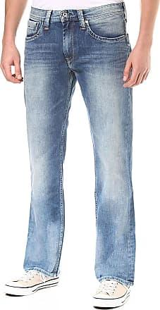 8bdc7c556adf Pepe Jeans London Pepe Jeans Kingston Zip - Jeans für Herren - Blau