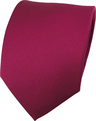TigerTie Designer tie necktie magenta rips all-one-color