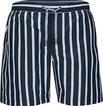 Bogner Ocean Swimming shorts for Men - Pale blue/Dark blue