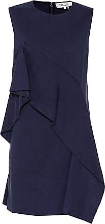 Diane Von Fürstenberg Kleid mit Leinenanteil