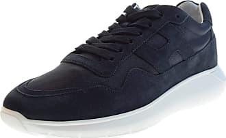 421245e617 Hogan Mens Shoes Low Sneakers HXM3710AJ1067A3735 Interactive Size 7(41) Blue
