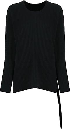 Uma Wang ribbed knit jumper - Black