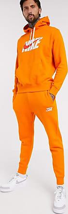 nike ensemble orange