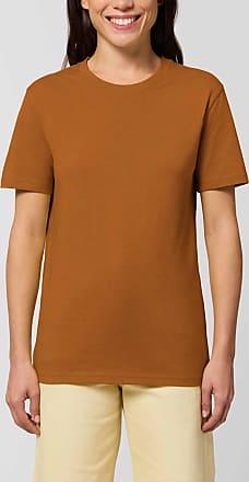 Made in Bio Tee Shirt coton bio femme orange brulée XXL - Holbox