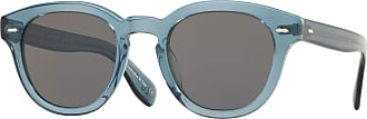 Oliver Peoples CARY GRANT SUN OV 5413SU WASHED TEAL/CARBON GREY 48/22/145 unisex Sunglasses