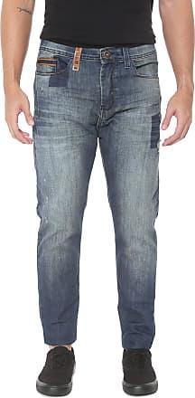 Fatal Surf Calça Jeans Fatal Skinny Rocker Azul