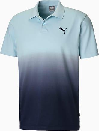 Puma Dyed Herren Polo | Mit Aucun | Blau | Größe: XXL