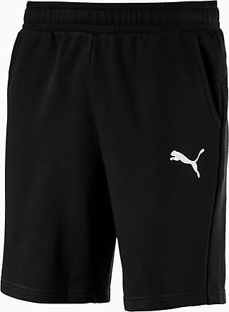 Puma Essentials 10 Mens Sweat Shorts, Black, size 2X Large, Clothing