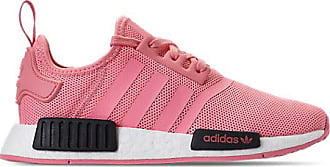 adidas Girls Big Kids NMD Runner Casual Shoes, Pink