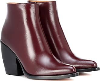 Chloé Rylee Low leather ankle boots