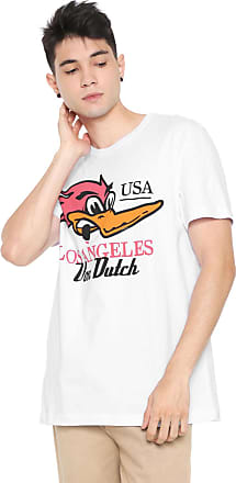 Von Dutch Camiseta Von Dutch Los Angeles Branca