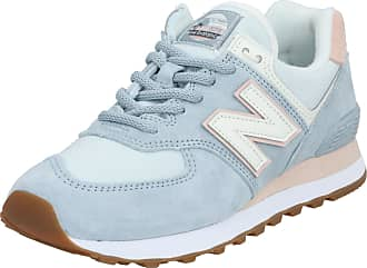 New Balance Sneaker puder / weiß / blau
