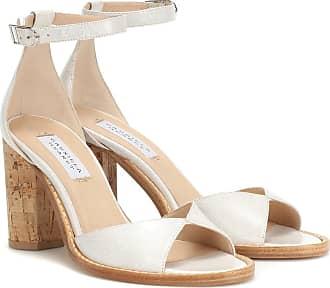 Gabriela Hearst Adi leather and cork sandals