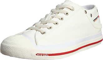 Diesel Diesel Herren Magnete Exposure Sneakers Low-Top, Weiß (T1002), ... 8db0c73e1e