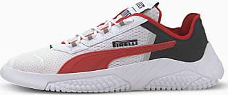 Puma x PIRELLI Replicat-X Sneaker Schuhe | Mit Aucun | Weiß/Schwarz/Rot | Größe: 37.5