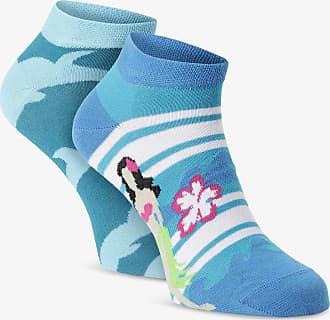 Unabux Sneakersocken im 2er-Pack blau