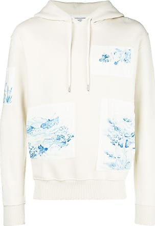 Ami Hoodie With Patch - Neutrals