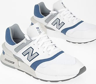 New Balance Fabric and Leather Sneakers size 42
