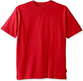 Woolrich Mens First Forks Solid Tee, Old Red Medium