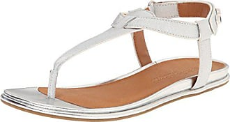 cd18cad56898 Gentle Souls by Kenneth Cole Oxford T-Strap Sandal Silver