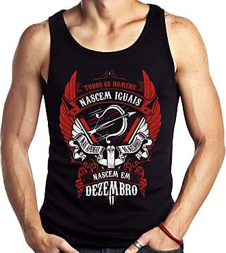 Dragon Store Camiseta Regata Homens de Dezembro os Melhores Signo Sagitario