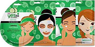 Yes To Cucumbers Mask Bundle (4 Single Use Masks - Mud, Paper, Sleeping, DIY)
