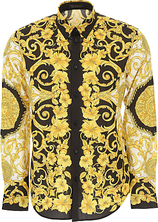 d703a5dd404d Chemises Versace®   Achetez jusqu  à −60%   Stylight