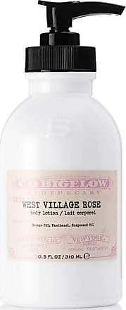 C.O. Bigelow West Village Rose Body Lotion, 310ml - Colorless