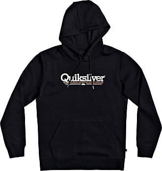 Quiksilver Tropical Lines - Hoodie - Men - XXL - Black