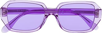 Retro Superfuture Limone sunglasses - PURPLE