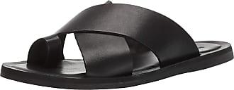 Kenneth Cole Mens Ideal Sandal B Slide, Black, 9 UK