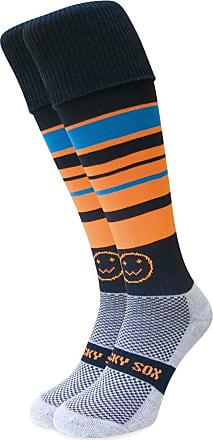 Wackysox Rugby Socks, Hockey Socks - Tangerine Dream Sports Socks
