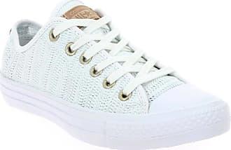 3dd2a765561cf Converse Baskets Converse pour Femme CHUCK TAYLOR ALL STAR OX blanc