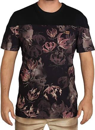 MCD Camiseta Especial Mcd Full Flame - Marrom - GG