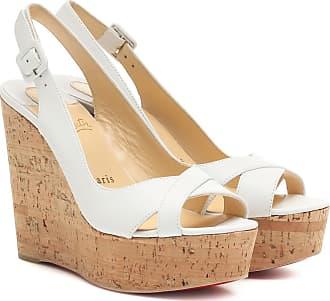 super populaire d2472 3eeea Chaussures Compensées Christian Louboutin® : Achetez dès 495 ...