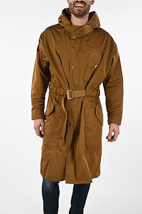 Neil Barrett Hooded Raincoat size 50