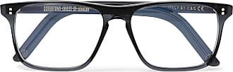 Kingsman + Cutler And Gross Square-frame Acetate Optical Glasses - Navy