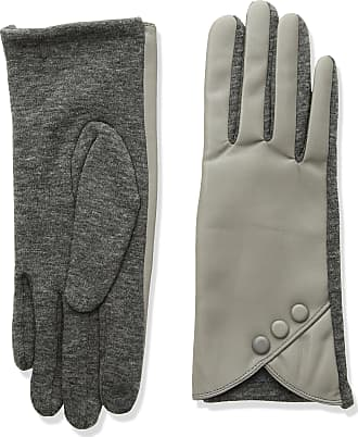 S//M Liya Classic Warm Driving Touch Screen Capable Stretch Gloves Fleece Lined Sakkas GL17 17100-blue
