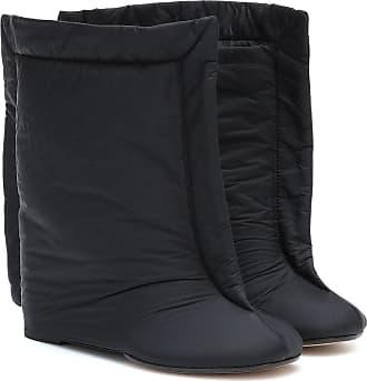 Maison Margiela Nylon ankle boots