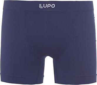 Lupo CUECA AM BOXER MICROF - AZUL