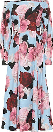 Erdem Exclusive to Mytheresa - Pollina floral cotton-poplin dress